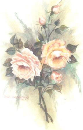 Joan's wreath embroidery design