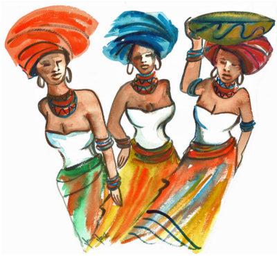 Xhosa ladies