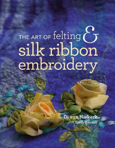 Books & kits - The art of felting and silk embroidery
