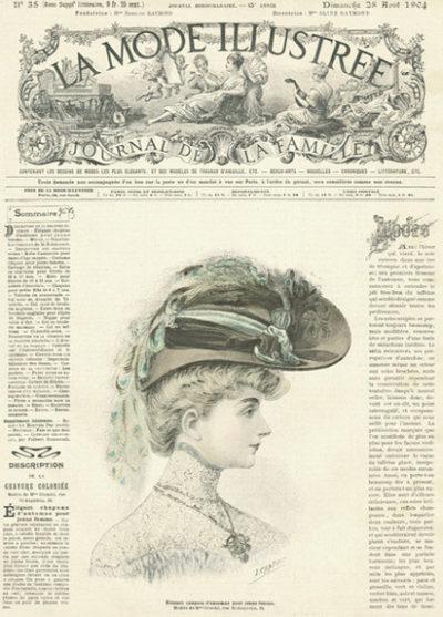 Newspaper Ladies