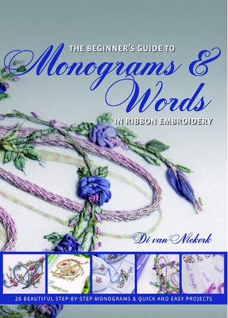 Books & Kits - Monograms and Words/Monogramme en Woorde