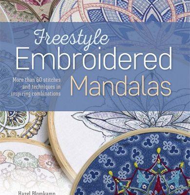 Books & Kits - Freestyle Embroidered Mandalas